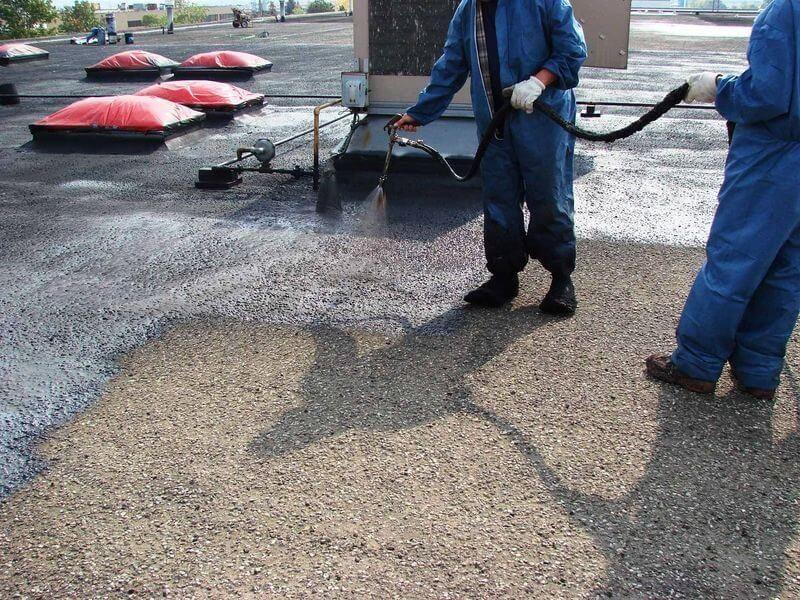 Чем отличается бетон от битума, особенно модифицированного